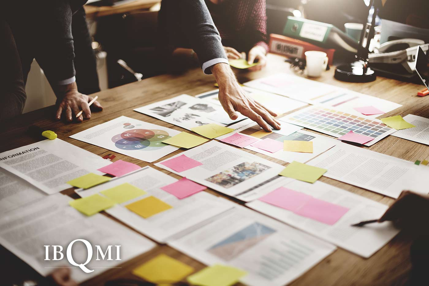 Six important features of total quality management