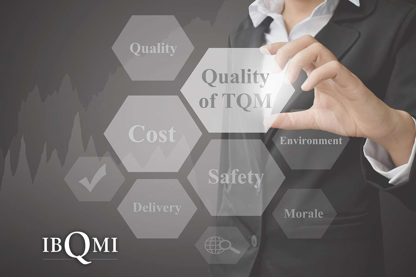The six steps needed to make tqm a success